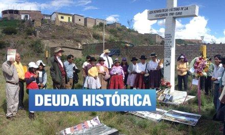 Proyecto de ley propone construir Santuario de la Memoria para desaparecidos