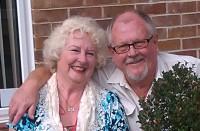 Volunteers: Frank & Gill Buckley