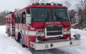 Firefighter Todd and Firetruck @ Wayland Library   Wayland   Massachusetts   United States