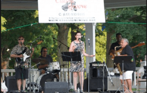 Wellesley Summer Concert Series: Classic Groove @ Wellesley Town Hall Green