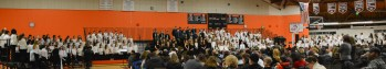 Panoramic Wayland Sings