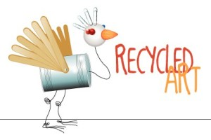 Drop-in Crafts: Recycled Art @ Wayland Library   Wayland   Massachusetts   United States