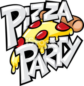 Teen Pizza Party and Raffle Drawing @ Wayland LIbrary