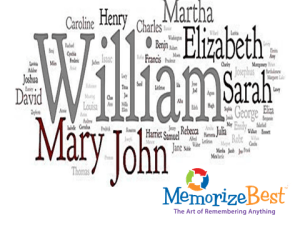 The Art of Remembering Names @ Wayland Library | Wayland | Massachusetts | United States