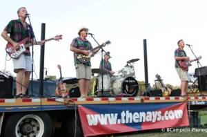 Lincoln Summer Concert Series: The 'Nays @ Codman Pool