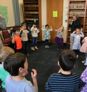 The Children's Way Preschool Open House @ Wayland Town Building (Selectmen's Room) | Wayland | Massachusetts | United States
