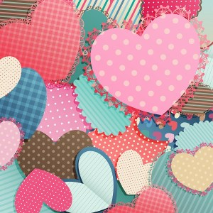 Drop-in Valentine's Day Craft @ Wayland Library