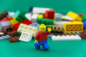 Drop-In Legos @ Wayland Library