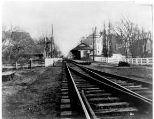 Wayland and the Mass Central Railroad @ Wayland Library