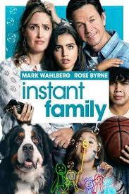 Movie: Instant Family @ Council on Aging, Town Building