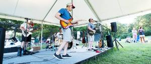 Lincoln Summer Concert Series: Dadda @ Codman Pool