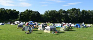tents smaller