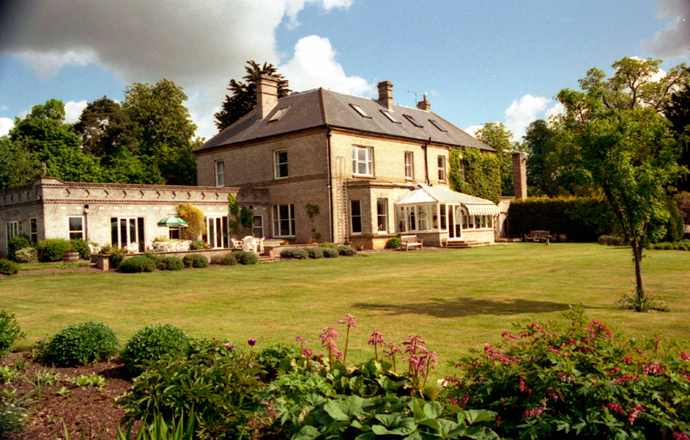 Broom Hall country-house-hotel
