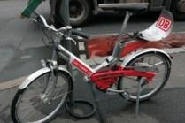 จักรยานเช่า ปลดล็อกด้วยดาวเทียม