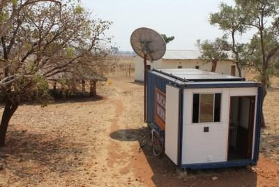 solar internet
