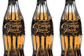 coke orange juice