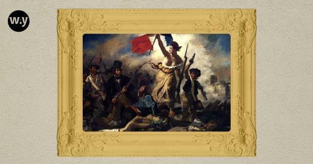 Liberty Leading People