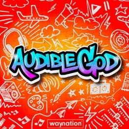 Audible God Podcast Cover Art