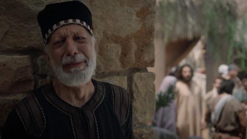Nicodemus Crying The Chosen tv show