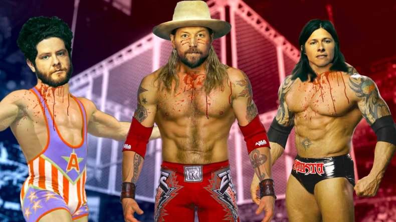 Christian Music Artists As Professional Wrestlers Needtobreathe Needtobleed