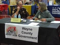 Wayne County Job Fair 082114 Pics 012