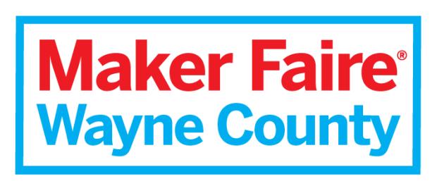 Maker Faire Wayne County logo
