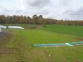 Hill Fram Vegetative Treatment Area After