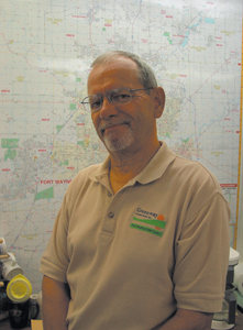 George DeRoche, President of Greenway Consortium, discusses funding for the Towpath Trail currently being developed.