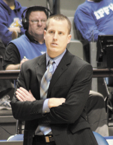 Fifth season Coach Dane Fife and players sets another school record for IPFW.