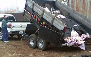 WAYNEDALE'S SHINGLE RECYCLING PROGRAM RECYCLES ROOFING MATERIAL INTO ROADWAYS