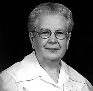 MARY ELLEN FOLK, 91