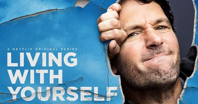 """LIVING WITH YOURSELF"" PROVIDES FUN TWISTS – At The Movies With Kasey"