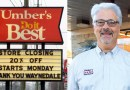 UMBER'S HARDWARE SET TO CLOSE IN SURPRISE DECISION