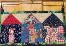 MONETTE CABRERA & HER 'TINY HOUSE' QUILT – Around The Frame