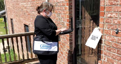 ONE-THIRD OF NORTHEAST INDIANA STILL NEEDS TO TAKE CENSUS