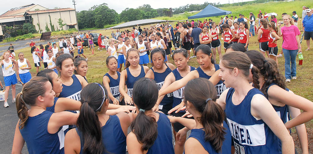 Waiakea prepare for opening BIIF meet