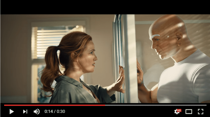 Mr. Clean Super Bowl Commercial 2017