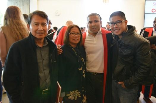 Lapasa Family