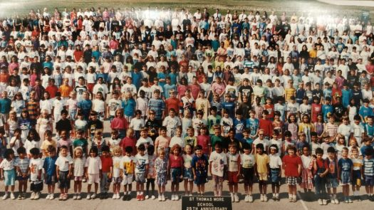 STM School Photo, May 1993