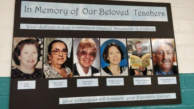 Gone but not forgotten. Mrs. Rusak was my third grade teacher.