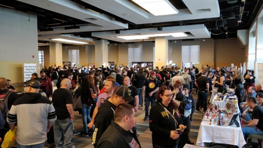 WrestleCon brought out thousands in attendance