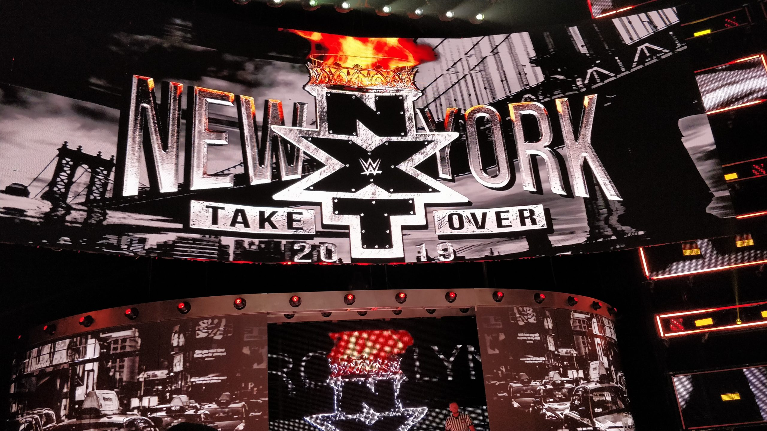 NXT TakeOver: New York inside Barclays Center