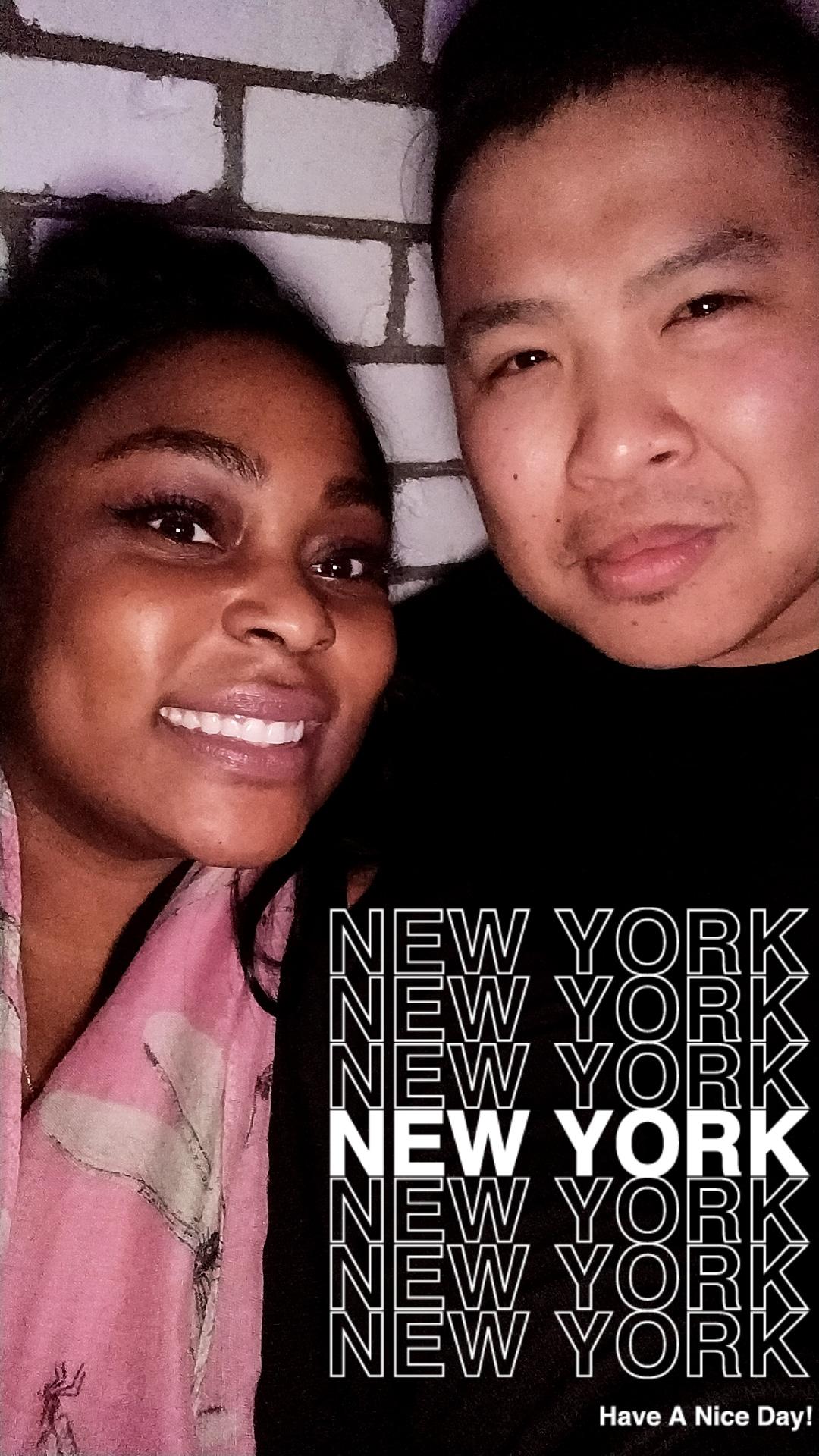 Catch NYC - Dinner with Natasha