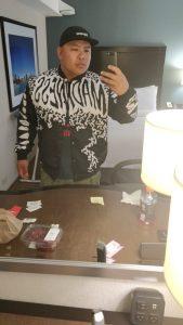 "Chalk Line - Macho Man ""Madness"" jacket fit perfectly"