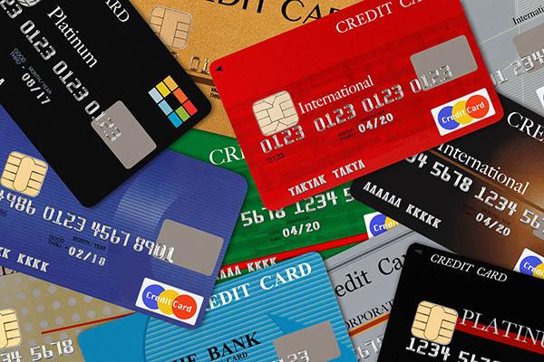 クレジットカードによる入金