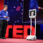 Edward Snowden's Strangely Free Life – As a Robot