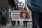 Hundreds gather to protest 13-year-old's killing following release of body cam footage