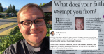 Pastor Gives Christians Who Claim 'Religious Exemption' From Masks And Vaccines An Epic Bible Lesson