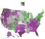 Mapping America's hospitalization and vaccination divide