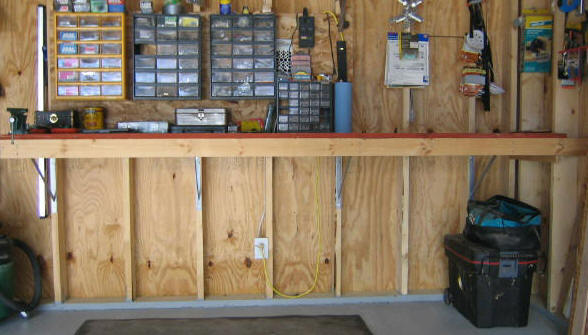 garage workbench plans and patterns